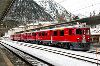 Bernina Bahn, 1st February 2016