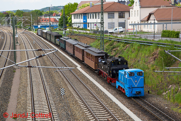 1 at Radebeul Ost