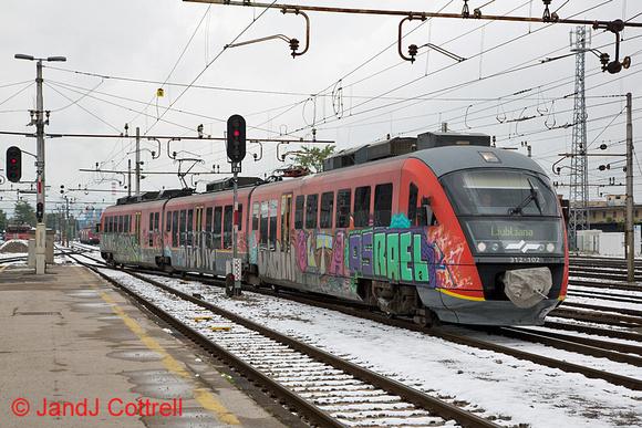 312-102 at Ljubljana