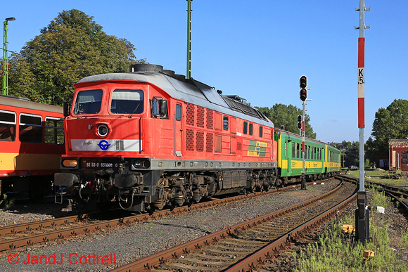 651 008 at Tapolca