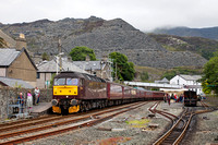 West Coast Railways tours, 10th to 12th August 2016