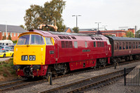 D1015 at Kidderminster